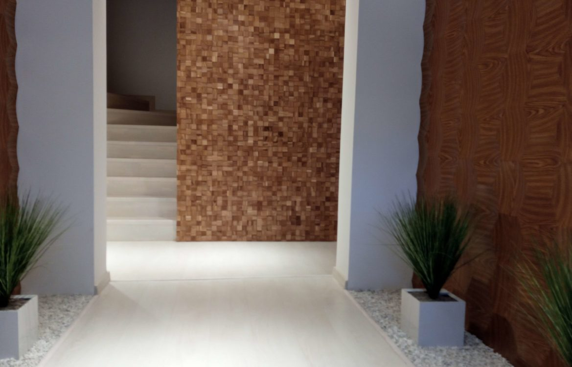 Hall — 3D Collection — Tessera Ash Natural