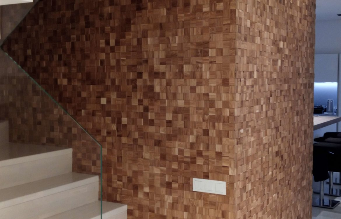 Stairs – 3D Collection – Tessera Ash Natural